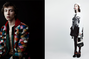 Prada Dis-Dressed Redux By Willy Vanderperre
