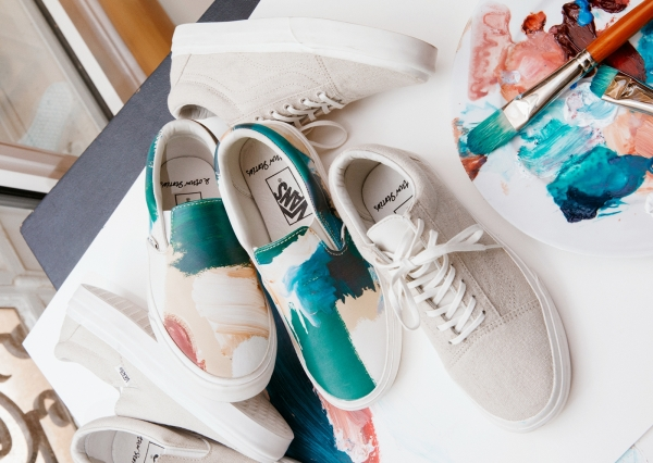 Vans x & Other Stories SS16 collection