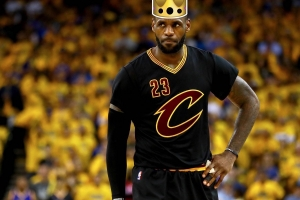 LeBron James, ne è valsa l'attesa  New Sport Side