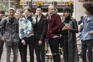 London Collections: Men SS17 - Part 2 Reportage by Julien Boudet