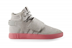 New adidas Originals Tubular Invader Strap Pink sole Disponibili ora