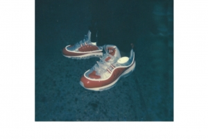 Sneaker Polaroids in NY By Polaroidsneakssniper