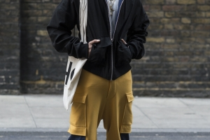 Nicolas Streetstyle in London