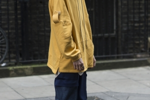 Thibault Streetstyle in London