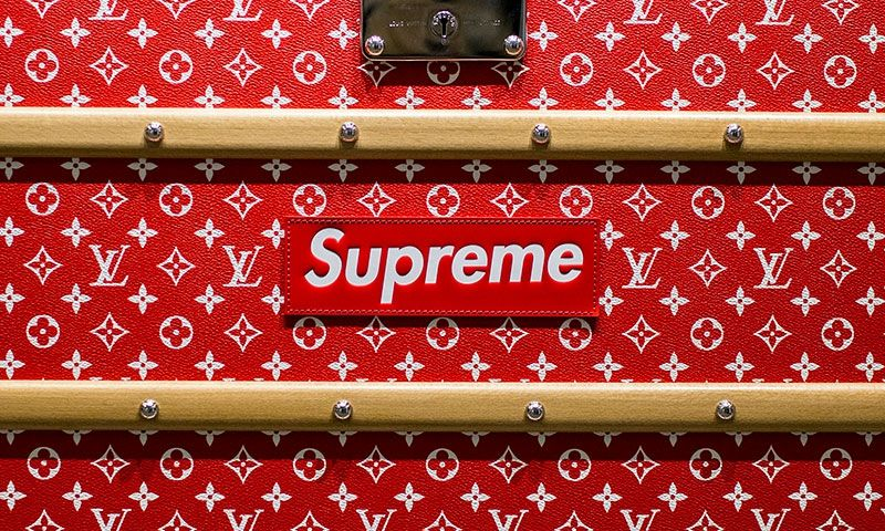 Here S All Prices Of Supreme X Louis Vuitton