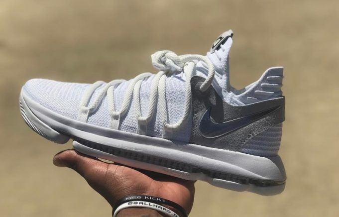 Kevin Durant new signature Nike KD 10