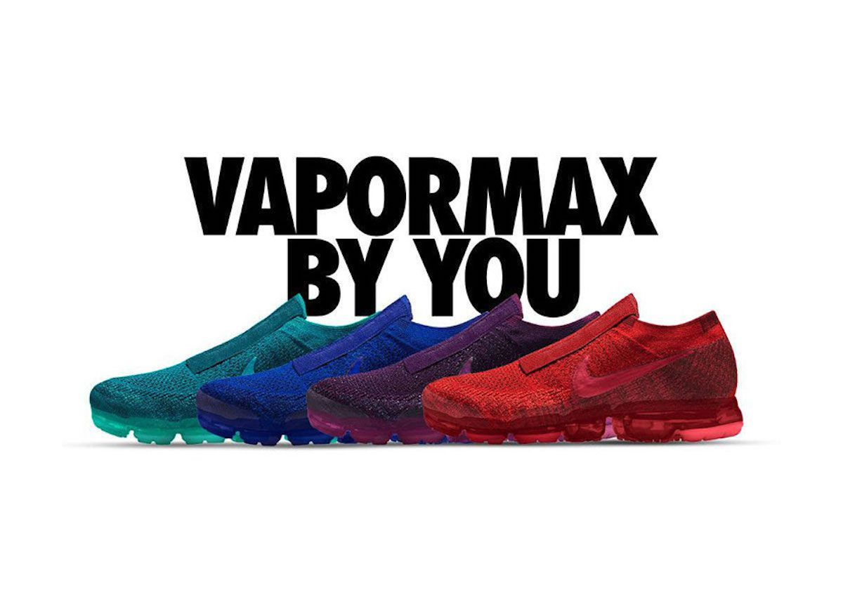 Nike VaporMax Laceless is coming to NIKEiD