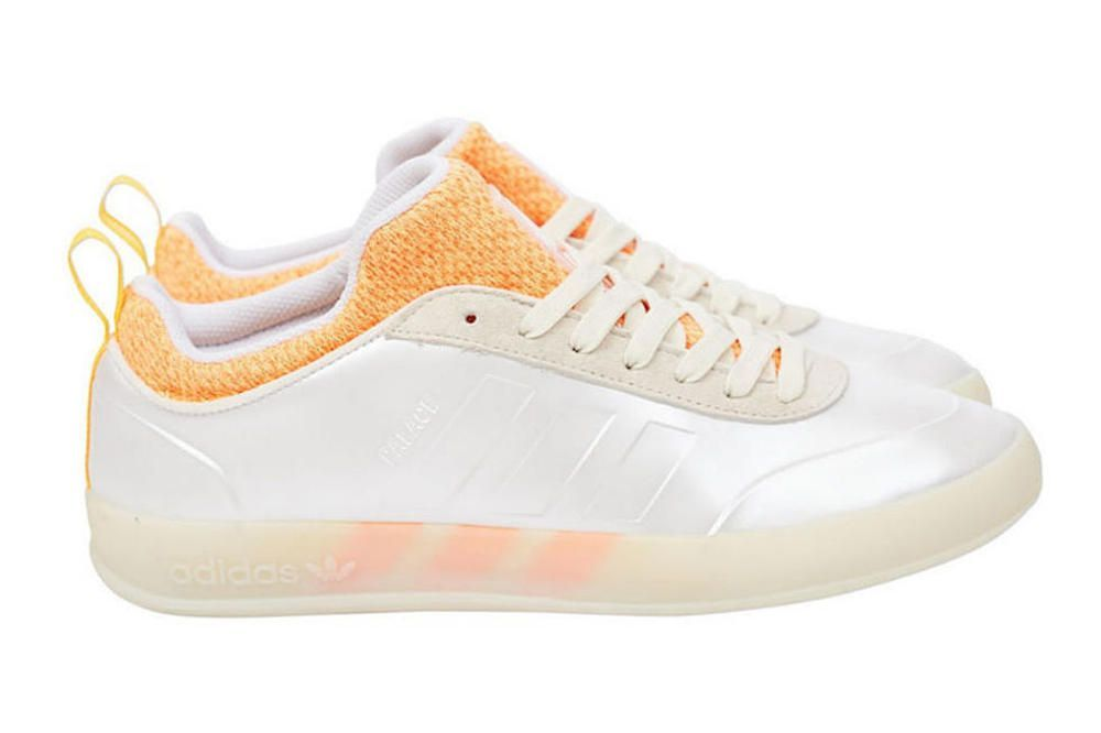 The new sneakers adidas x Palace Pro 2