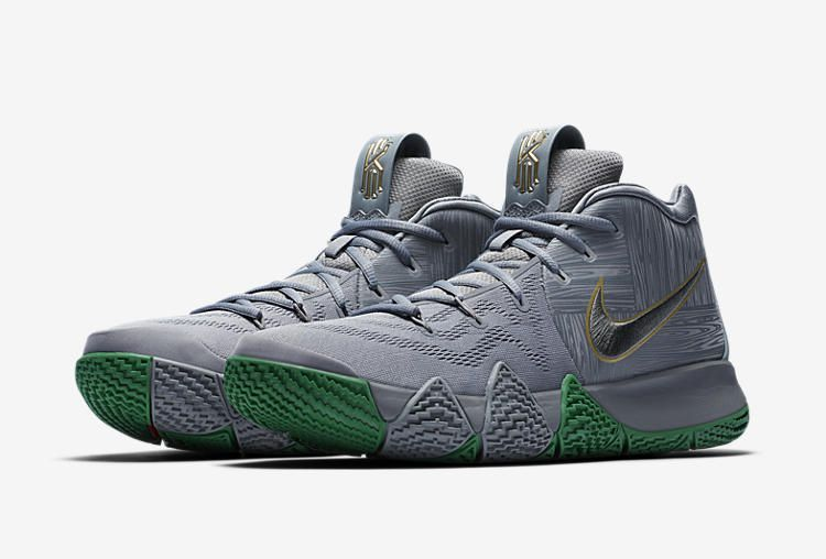 kyrie 4 and 5