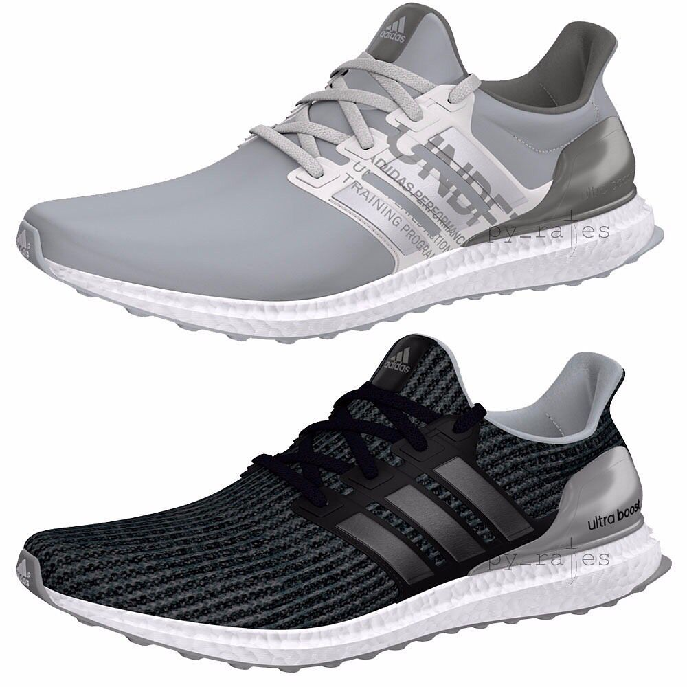 New adidas Ultra Boost x Undefeated for