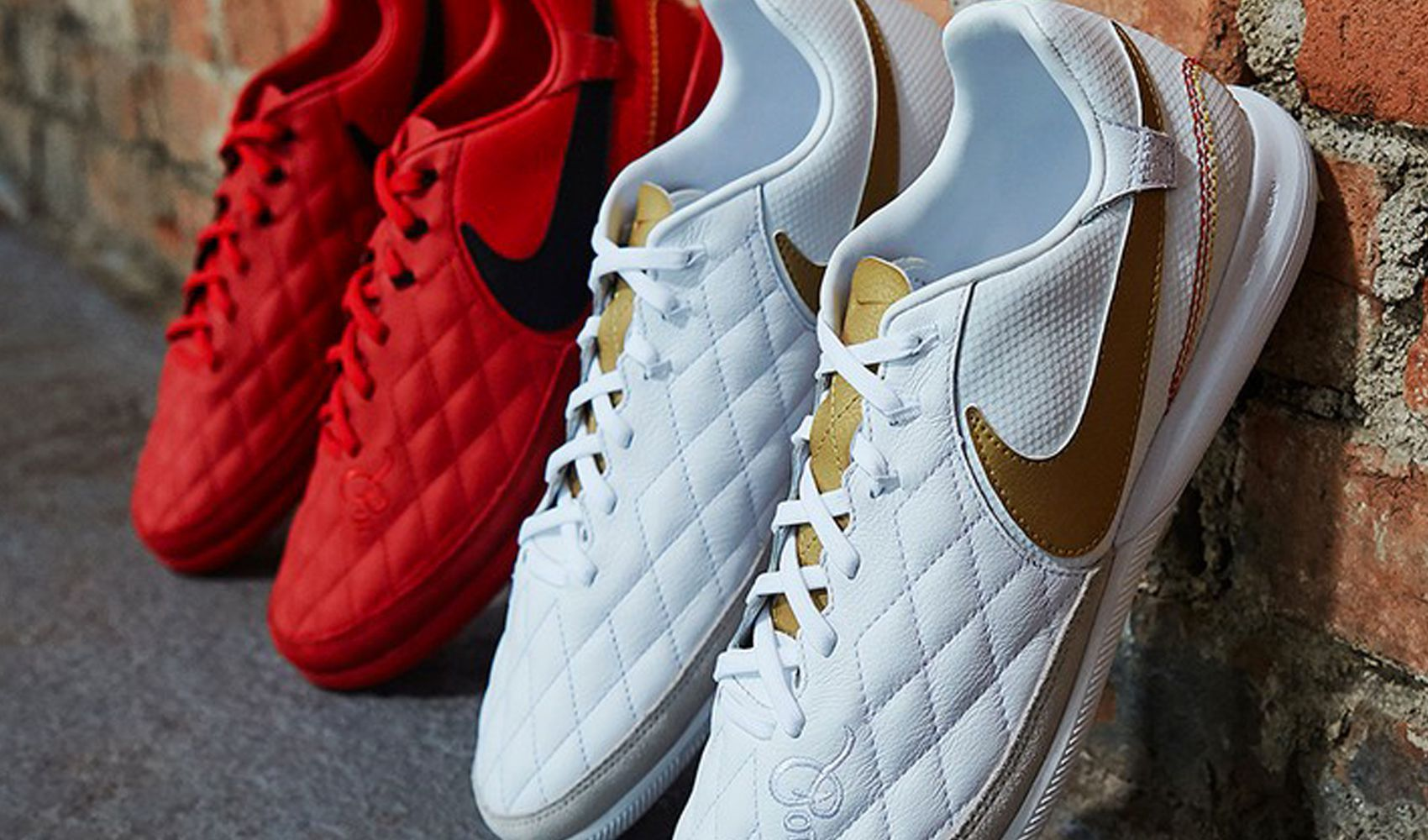 Quizás transferir Mantenimiento  Nike Football presents the R10 City Collection Barcelona and Milan