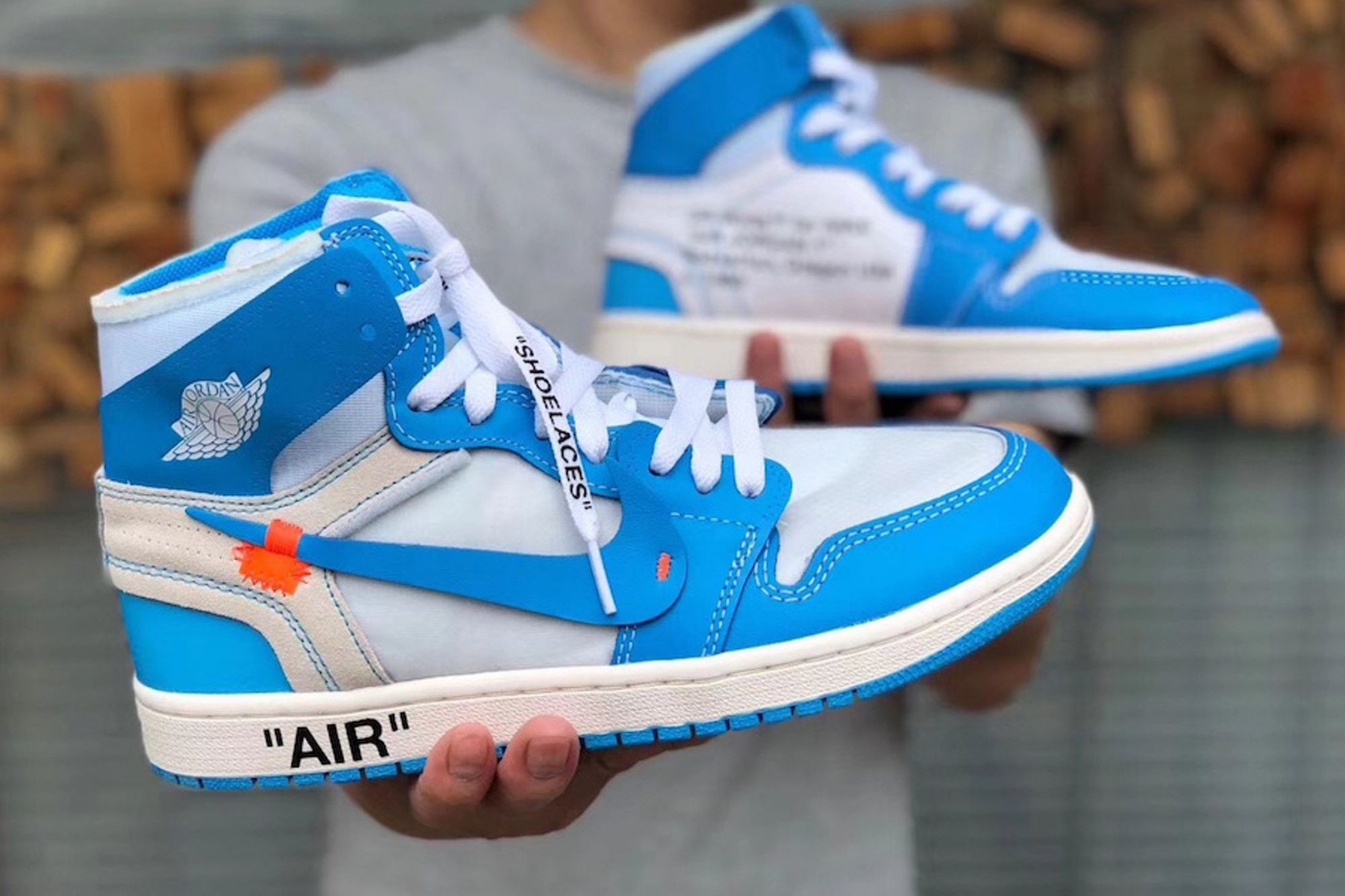 Unveiled the release date of the Off-White x Nike Air Jordan ...
