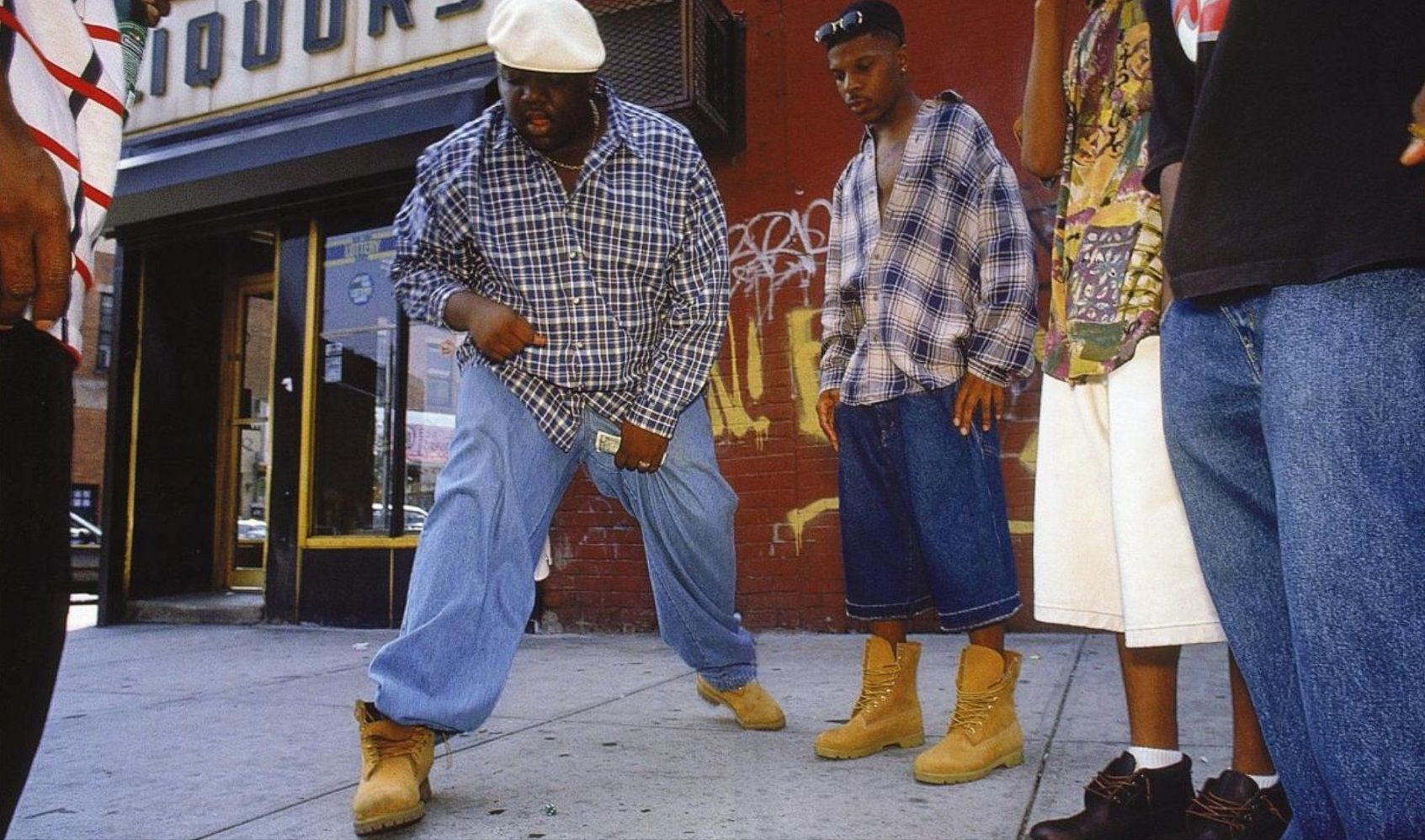 The Sound Of The Timberland Yellow Boot