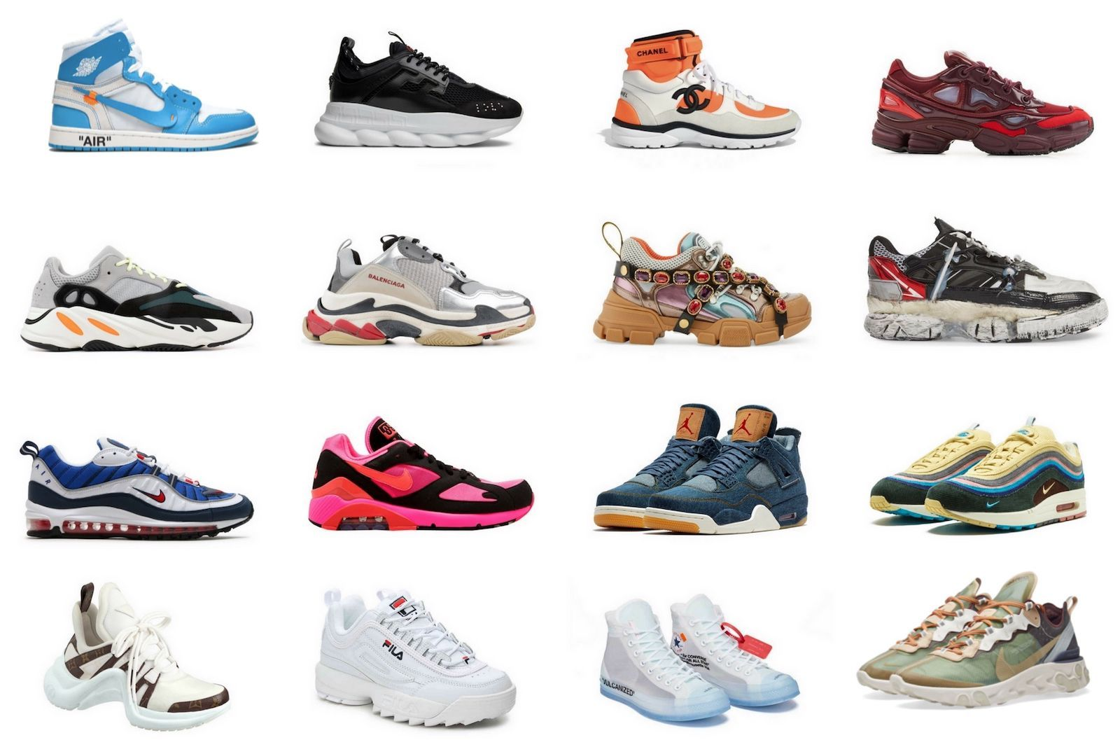 The Sneaker of the Year 2018
