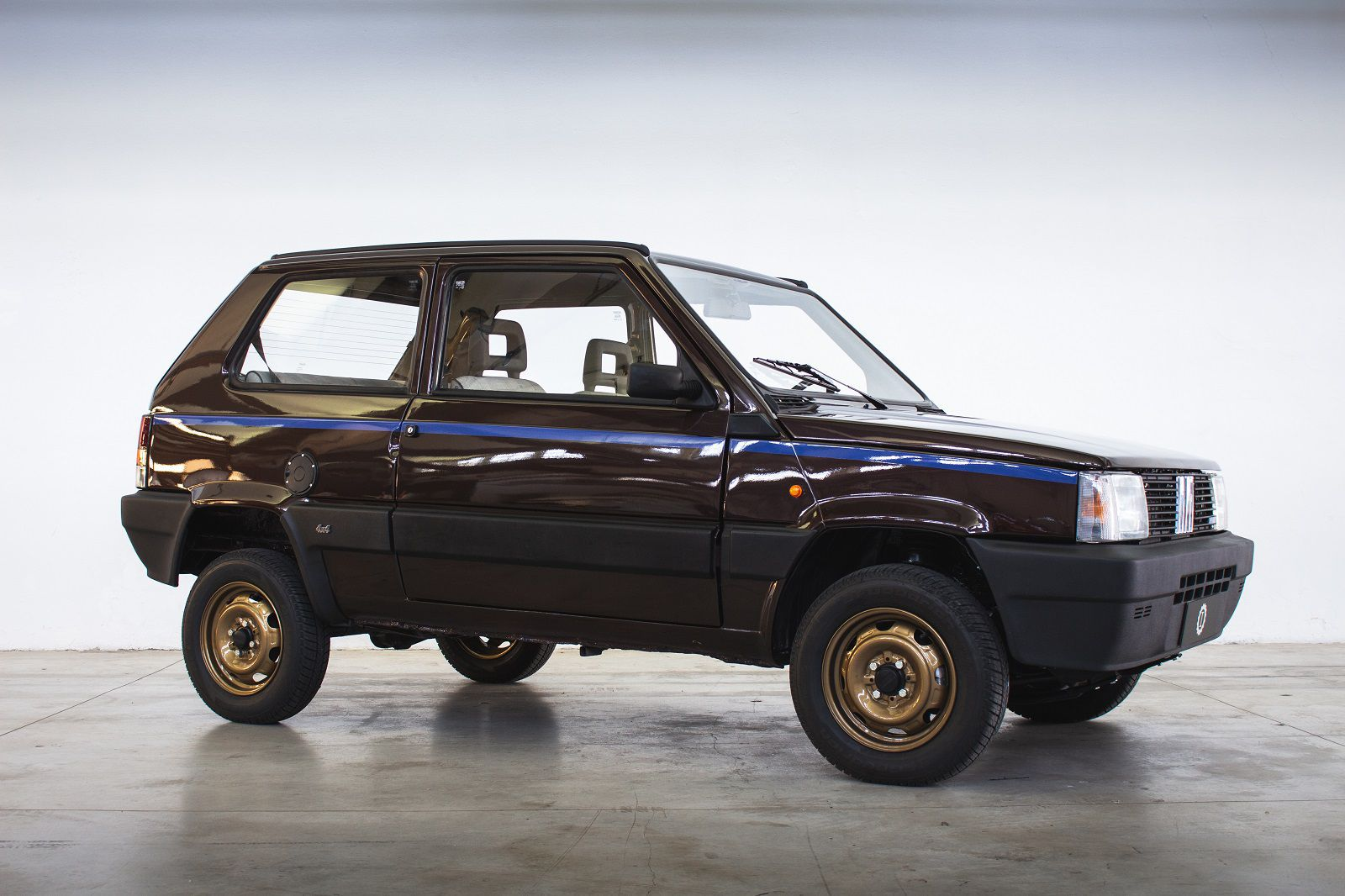 Garage Italia Unveils Panderis The New Electric 4x4 Fiat Panda
