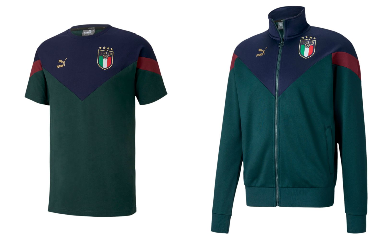 The new PUMA collection for the Italy National Team