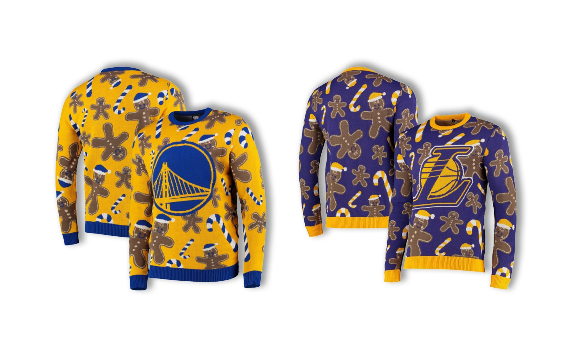 Nba Ha Messo In Vendita I Christmas Jumpers 2019