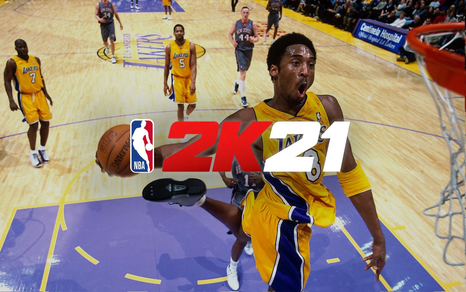 Kobe Bryant Damian Lillard And Zion Williamson Are The Cover Athletes Of Nba 2k21