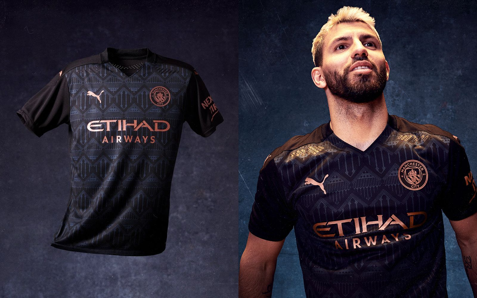 The New Puma Away Kit For Manchester City 2020 21