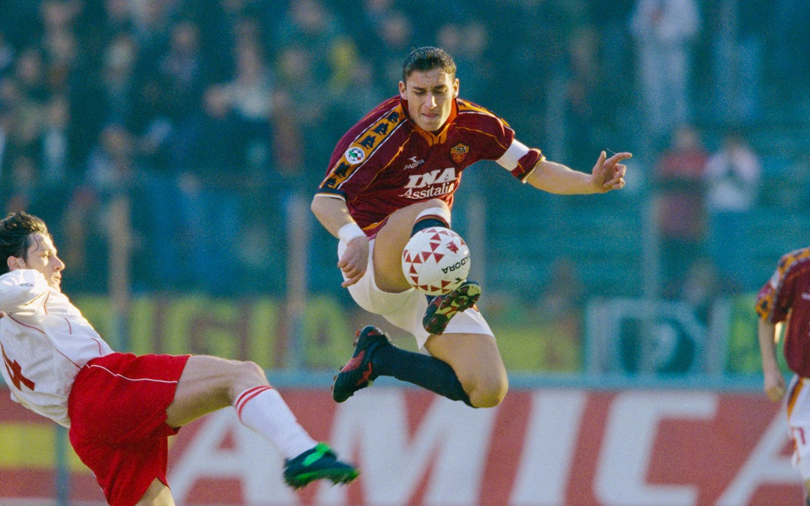 The film about the life and career of Francesco Totti