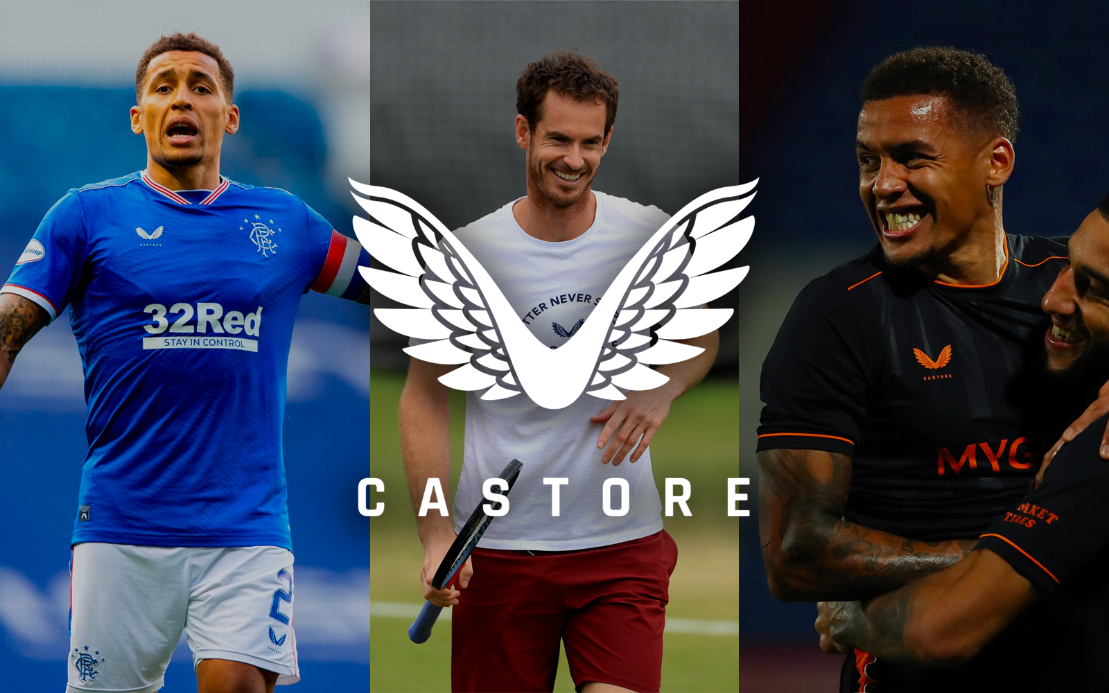 Where does Castore come from?