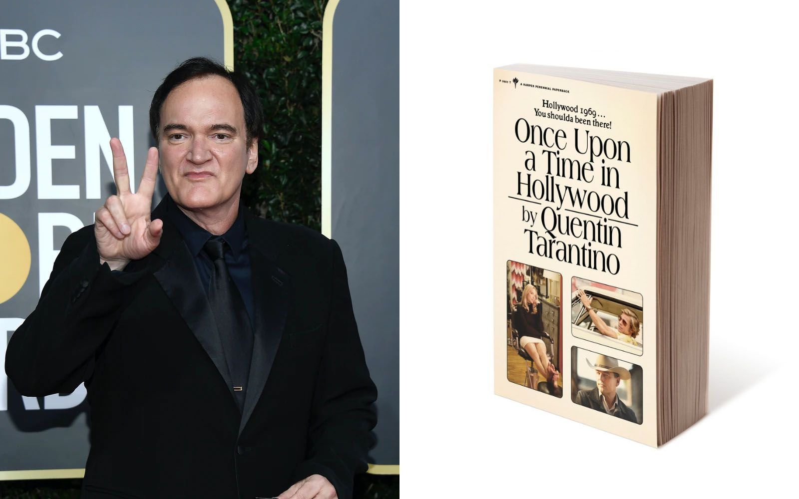Upon in tarantino once a time hollywood Quentin Tarantino