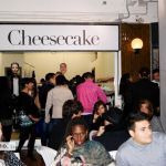 Cheesecake Store Opening Party