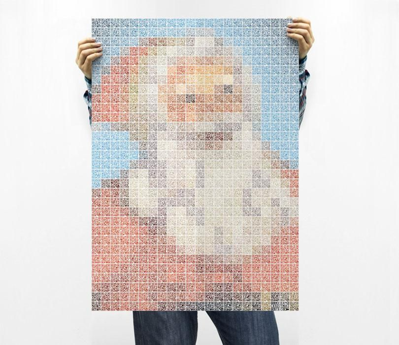 Christmas gift countdown: QRistmas wrapping paper