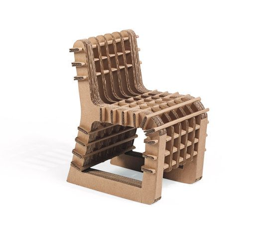 Christmas gift countdown - build up chair