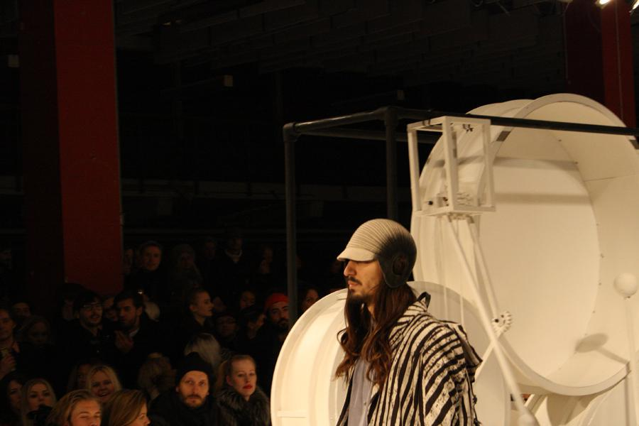 Velum at Henrik Vibskov Fashion Show