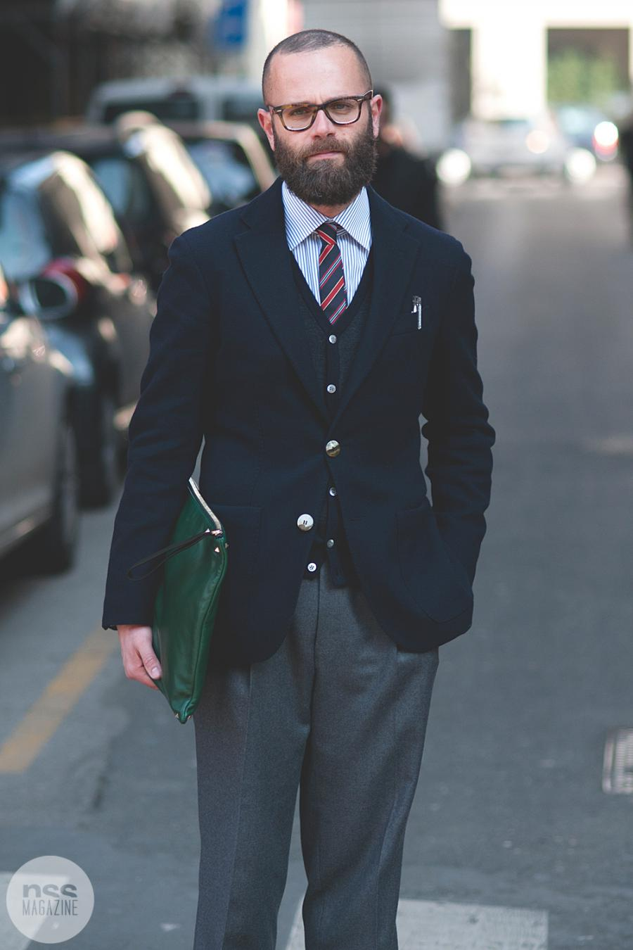 Milan Fashion Week AW2012 : FIRST DAY