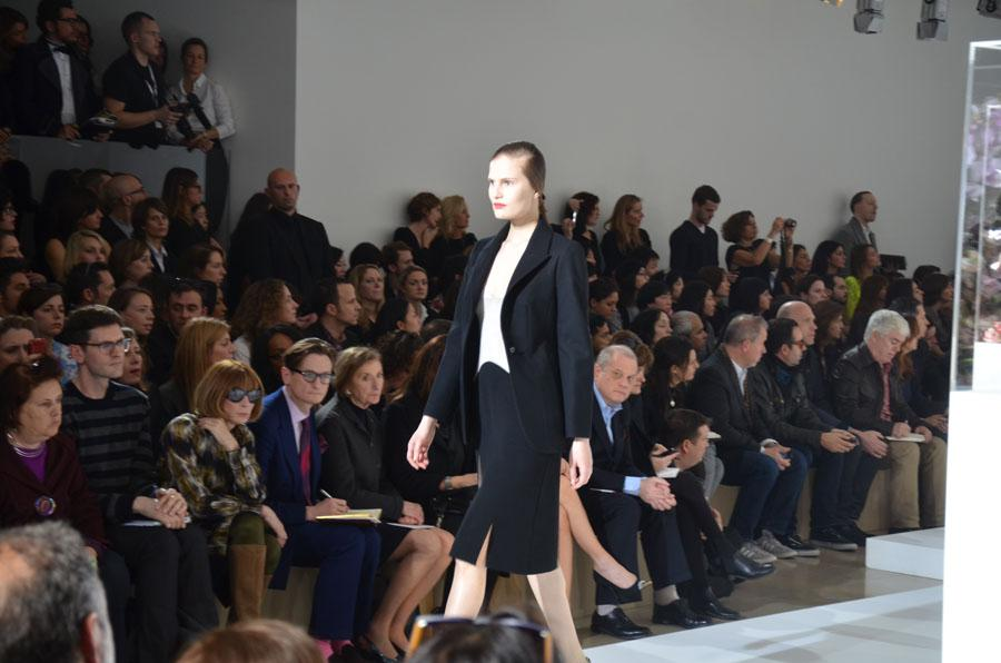 Velum at Jil Sander Fashion Show
