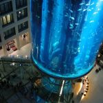 Aquadom Radisson Hotel Berlin