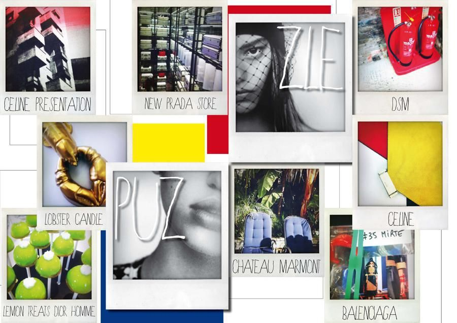 Fashion is Mondrian-ize