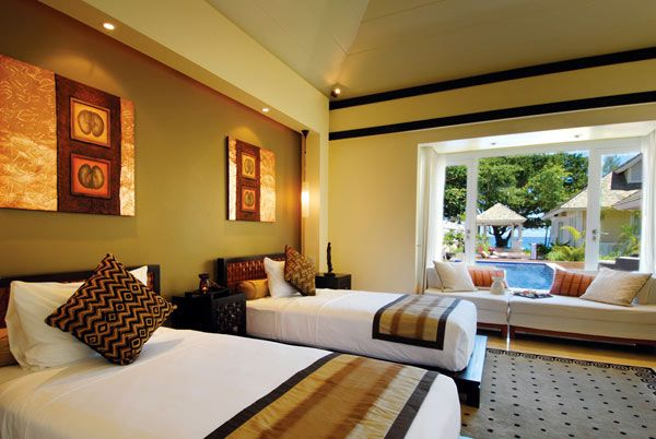 5 Star Banyan Tree Seychelles Luxury Resort Hotel