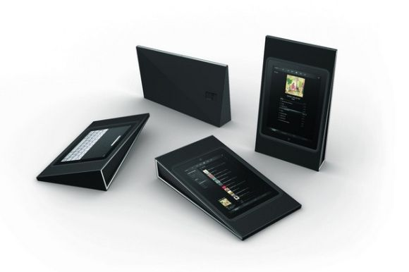 Beo Play A3 X iPad by BANG e OLUFSEN