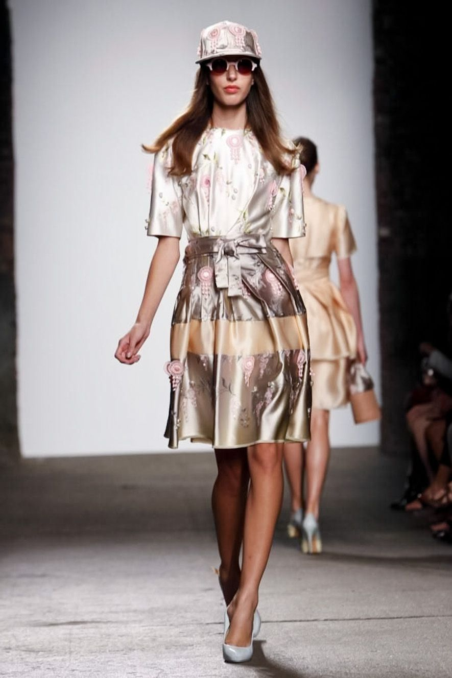 Alexandre Herchcovitch SS 2012 Collection
