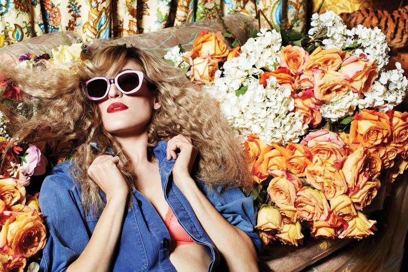 House Of Holland SS 2013 Sunglasses Campaign