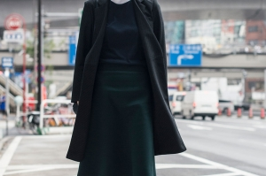 Chiharu Streetstyle in Tokyo