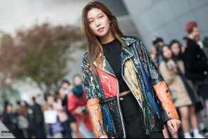 Seoul Women's Fashion Week SS16 - Part 2 Reportage by Kim Hongjae