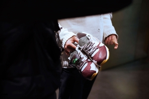 Slam Jam x DIADORA V7000 YVAN launch @ Slam Jam Milano Store October 23rd, 2015