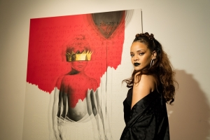 The teaser of Rihanna's new album is out  On ANTYdiaRY.com