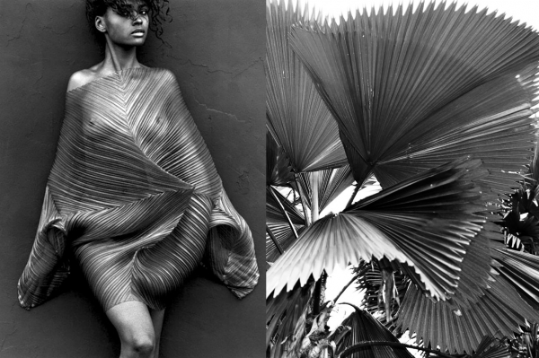 The history of Issey Miyake's fashion provocation goes to Tokyo In a new exhibition at the National Art Center