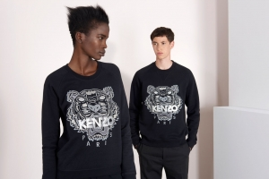 Kenzo Christmas Collection 2015 Merry K!