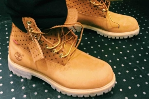 Supreme x Comme des Garçons x Timberland FW15 capsule collection