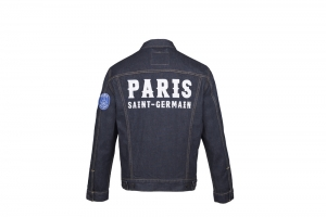 Levi's x Paris Saint Germain Capsule collection