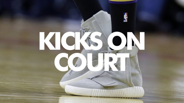 The best NBA sneakers of 2015 NSS - New Sport Side