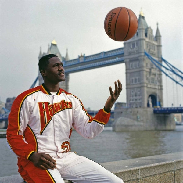 London calling, NBA answers  NSS - New Sport Side