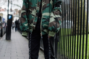 Marc Streetstyle in London