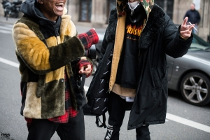 Paris Men Fashion Week FW16 - Part 1 Reportage by Julien Boudet